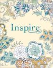 Inspire Bible-NLT: The Bible for Creative Journaling (Inspire: Full Size) Cover Image