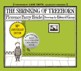 The Shrinking of Treehorn (50th Anniversary Edition) Cover Image