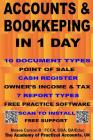 Accounts and Bookkeeping in 1 Day: Free Support Online Cover Image