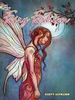 Fairy Fashion (Dover Coloring Books) Cover Image