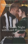 One Snowy Night with Lord Hauxton Cover Image
