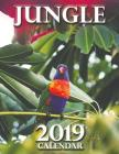 Jungle 2019 Calendar Cover Image