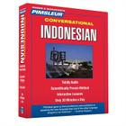 Pimsleur Indonesian Conversational Course - Level 1 Lessons 1-16 CD: Learn to Speak and Understand Indonesian with Pimsleur Language Programs (Pimsleur Conversational) Cover Image