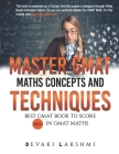 Master GMAT Math Concepts and Techniques Cover Image