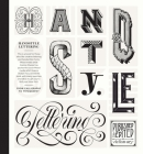 Handstyle Lettering: From Calligraphy to Typography Cover Image