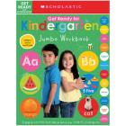 Get Ready for Kindergarten Jumbo Workbook: Scholastic Early Learners (Jumbo Workbook) Cover Image