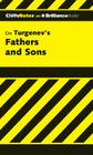 Fathers and Sons (Cliffsnotes) Cover Image