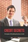 Credit Secrets: Principles Of Building Business Credit: Credit Repair Business Guide Cover Image