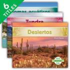 Biomas (Biomes) (Spanish Version) (Set) Cover Image
