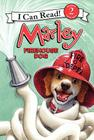 Marley: Firehouse Dog (I Can Read Level 2) Cover Image