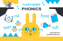 Bright Sparks Flash Cards - Phonics Cover Image