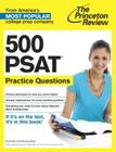 500 PSAT Practice Questions Cover Image