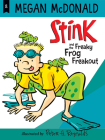 Stink and the Freaky Frog Freakout Cover Image
