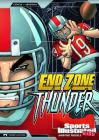 End Zone Thunder (Sports Illustrated Kids Graphic Novels) Cover Image
