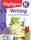 Kindergarten Writing (Highlights Learning Fun Workbooks) Cover Image