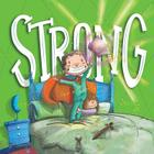 Strong: Bible Verse Books Cover Image