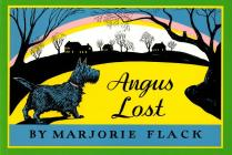 Angus Lost (Angus and the Cat #3) Cover Image