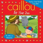 At the Zoo [With Poster] Cover Image