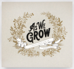 As We Grow: A Modern Memory Book for Married Couples   Cover Image