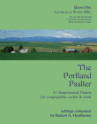 The Portland Psalter: Book One: Liturgical Years ABC Cover Image
