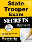 State Trooper Exam Secrets Study Guide: State Trooper Test Review for the State Trooper Exam Cover Image