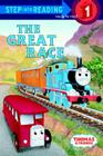 The Great Race (Thomas & Friends) (Step into Reading) Cover Image