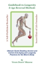 Guidebook to Longevity & Age Reversal Methods Cover Image