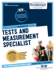 Tests and Measurement Specialist (Career Examination) Cover Image