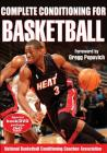 Complete Conditioning for Basketball (Complete Conditioning for Sports) Cover Image