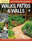 Ultimate Guide: Walks, Patios & Walls (Ultimate Guide To... (Creative Homeowner)) Cover Image