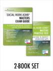 Social Work Aswb Masters Exam Guide and Practice Test Set: A Comprehensive Study Guide for Success Cover Image