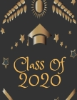 Class of 2020: Guest Book Graduation Congratulatory, Memory Year Book, Keepsake, Scrapbook, High School, College, ... (Graduation Gif Cover Image