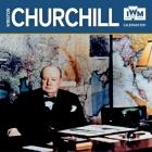 Imperial War Museum - Winston Churchill Wall Calendar 2021 (Art Calendar) Cover Image