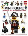 Ultimate Sticker Collection: LEGO Minifigure (Ultimate Sticker Collections) Cover Image