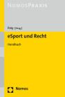 Esport Und Recht: Handbuch Cover Image