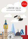 London Calls Sticker Book Cover Image