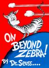 On Beyond Zebra! Cover Image