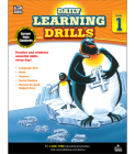Daily Learning Drills, Grade 1 Cover Image