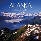 Alaska Wall Calendar 2021 Cover Image