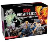 Dungeons & Dragons Spellbook Cards: Mordenkainen's Tome of Foes (Monster Cards, D&D Accessory) Cover Image