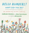 Hello Numbers! What Can You Do?: An Adventure Beyond Counting Cover Image