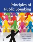 Principles of Public Speaking Cover Image