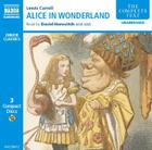 Alice's Adventures in Wonderland (Classic Literature with Classical Music) Cover Image