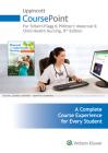 Lippincott CoursePoint for Silbert-Flagg and Pillitteri: Maternal and Child Health Nursing Cover Image