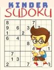 Sudoku für Kinder im Alter von 6-12 Jahren: Einfache Sudoku-Rätsel für Kinder und Anfänger, mit Lösungen Cover Image