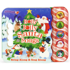 Holly Jolly Santa Songs Cover Image