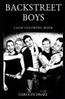 Backstreet Boys Calm Coloring Book Cover Image