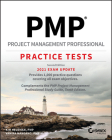 Pmp Project Management Professional Practice Tests Cover Image
