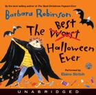 The Best Halloween Ever CD Cover Image