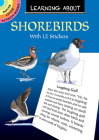 Learning about Shorebirds (Dover Little Activity Books) Cover Image